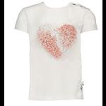 Le Chic T-shirt cotton 3D heart Le Chic