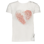 T-shirt cotton 3D heart Le Chic