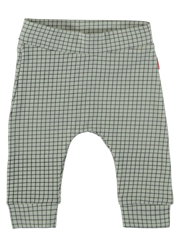 Little Bampidano Little Bampidano newborn trousers Francis AO/check SLOTH