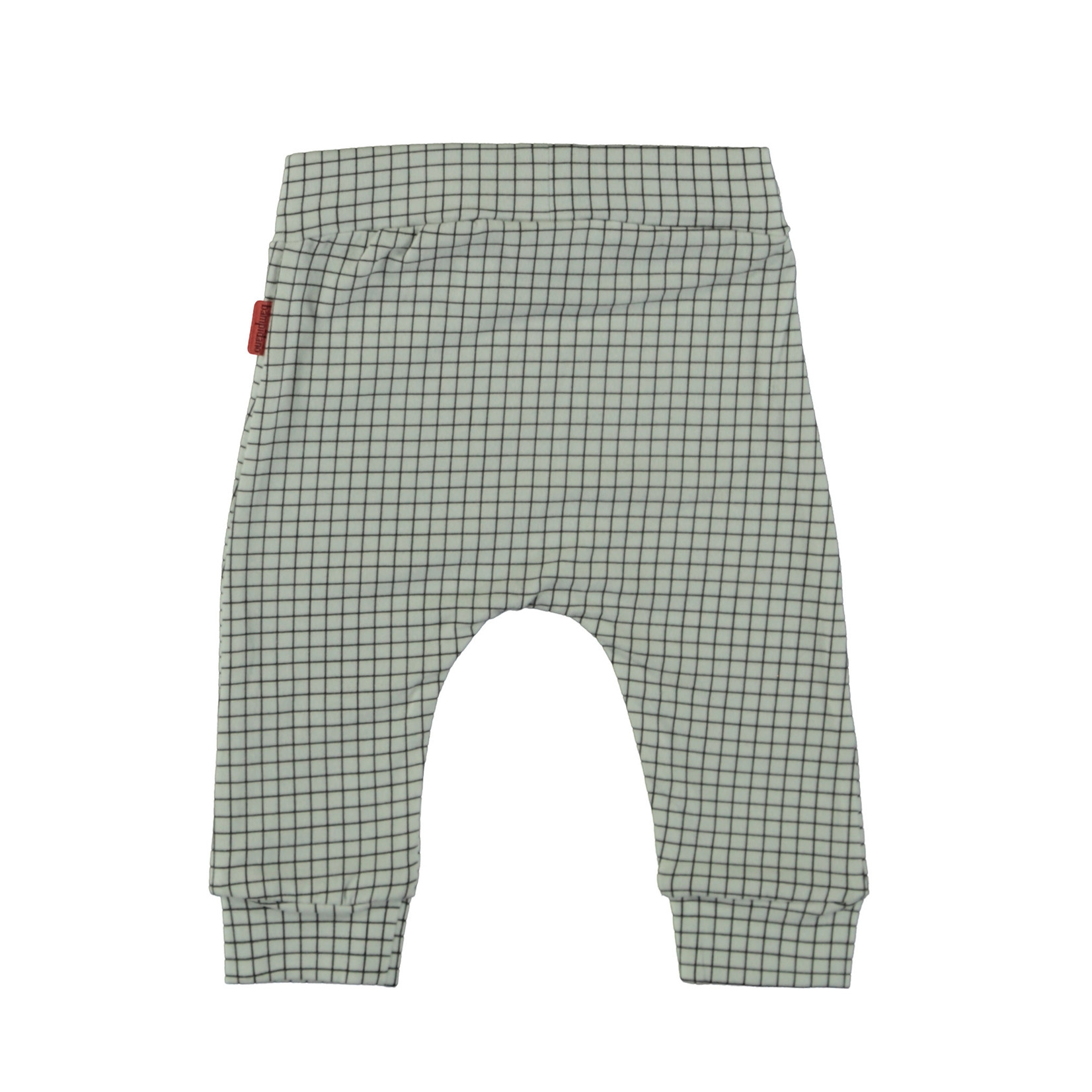 Little Bampidano Little Bampidano newborn trousers Francis AO/check SLOTH