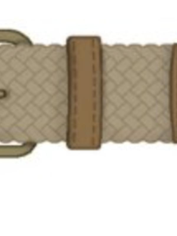 Mayoral Elastic braided belt