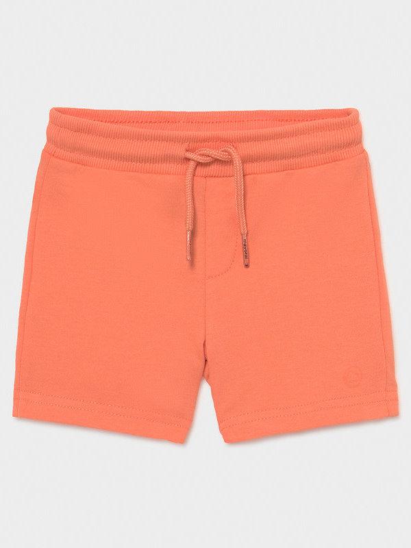 Mayoral Basic fleece shorts    Apricot