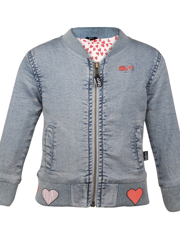 Jacket denim bbl 2645