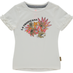 Vingino T-shirt Hieke Off White
