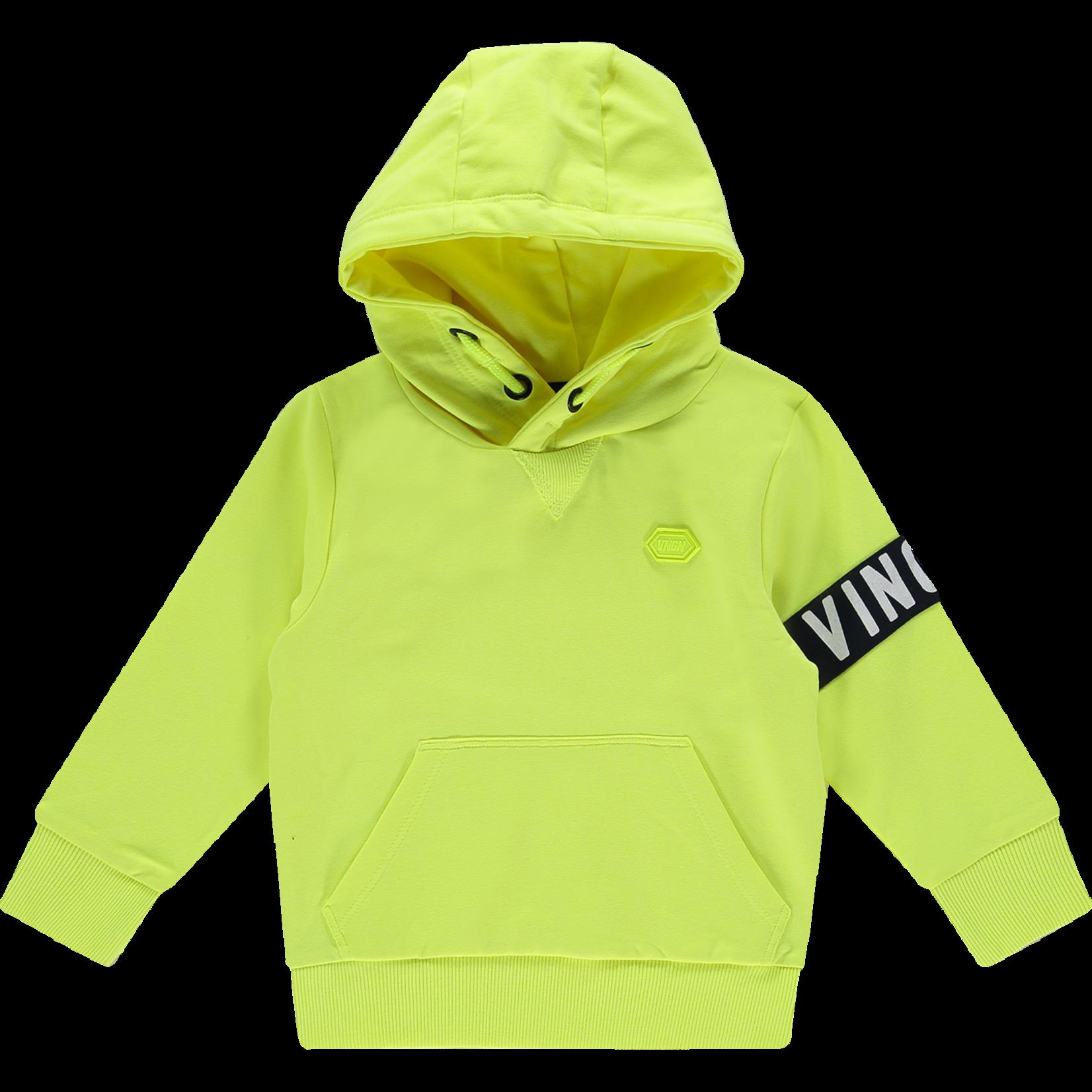Vingino Hoodie Nolan Fresh Neon Yellow