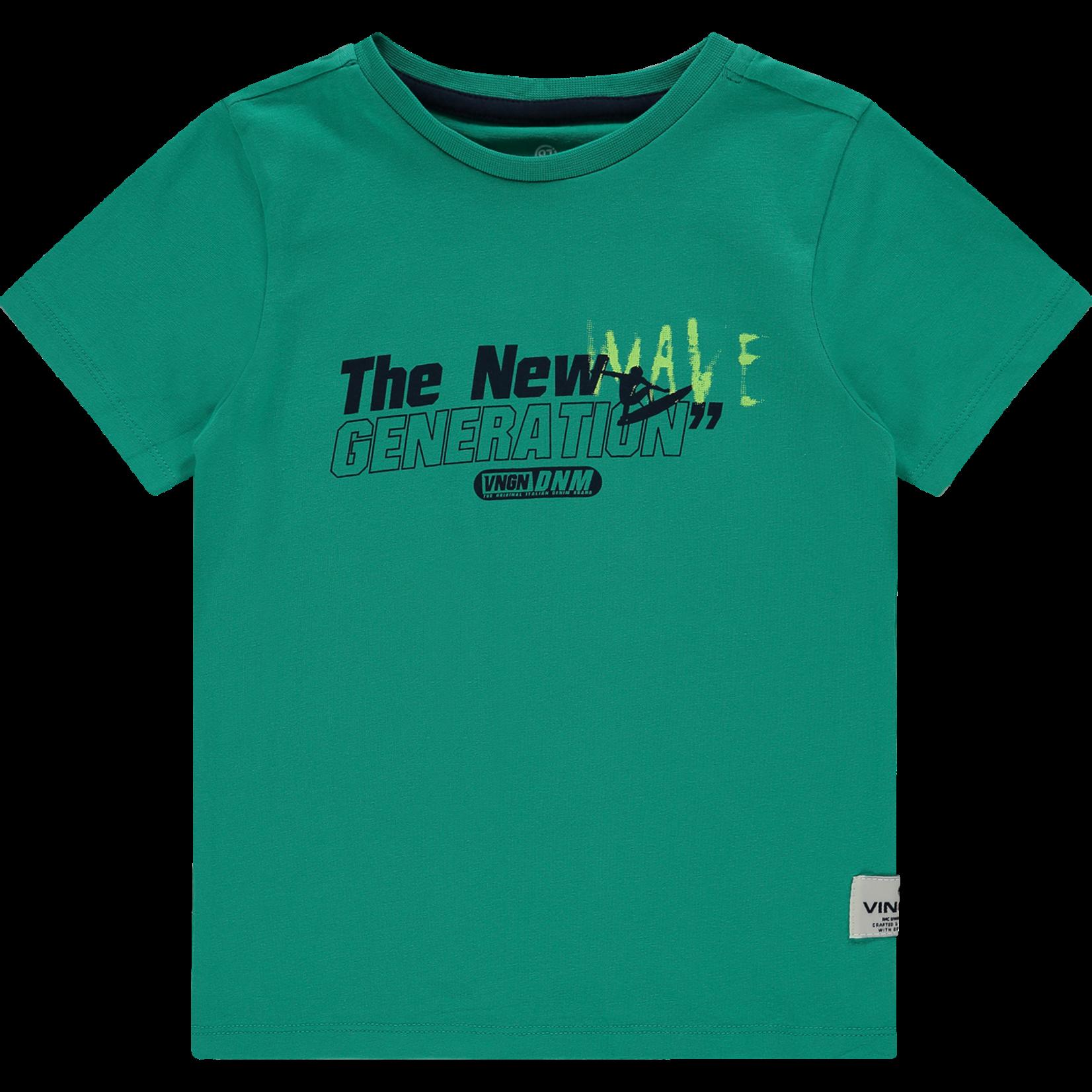 Vingino T-shirt Hero Yoda Green