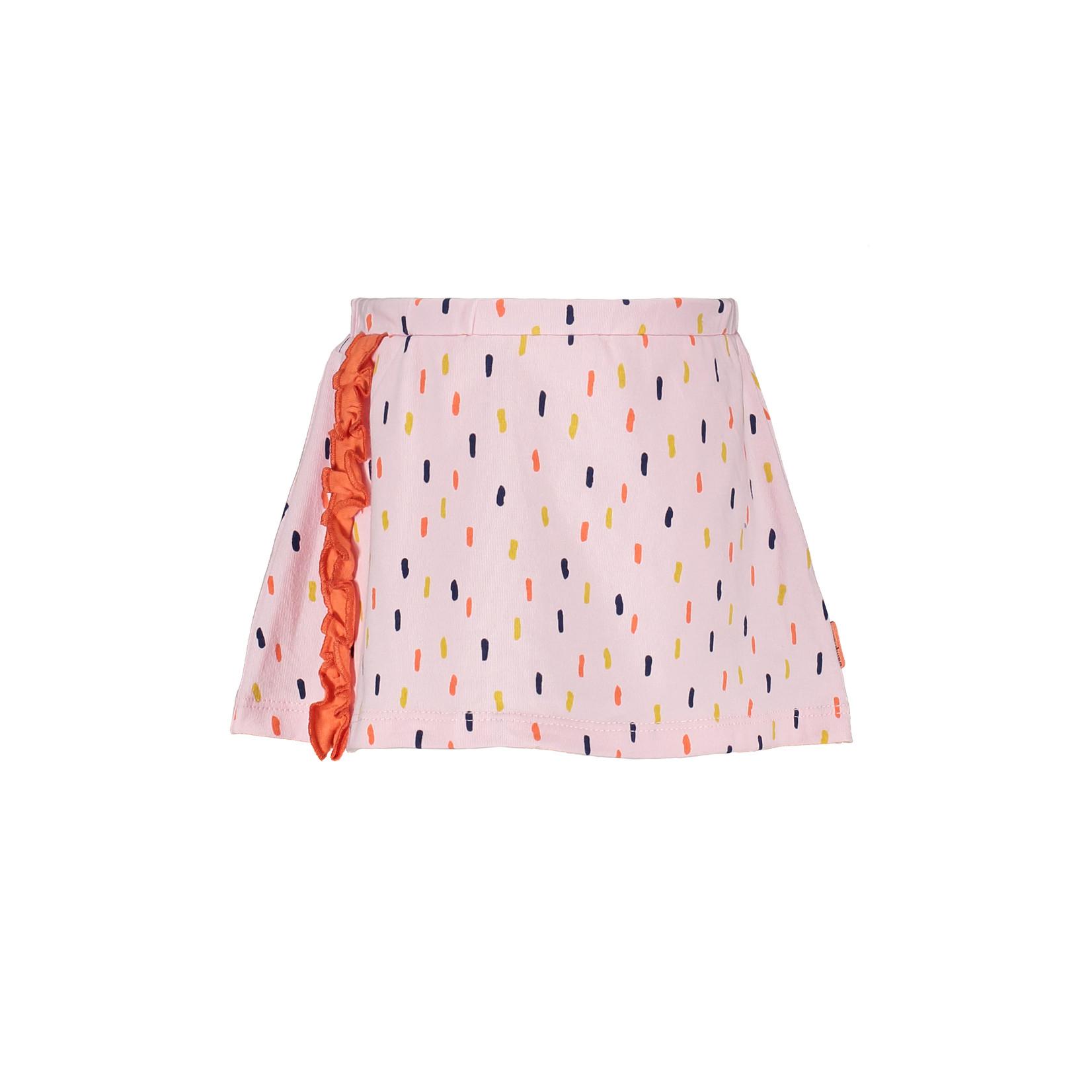 Little Bampidano Girls skirt Daphne AO with ruffle FLOWER