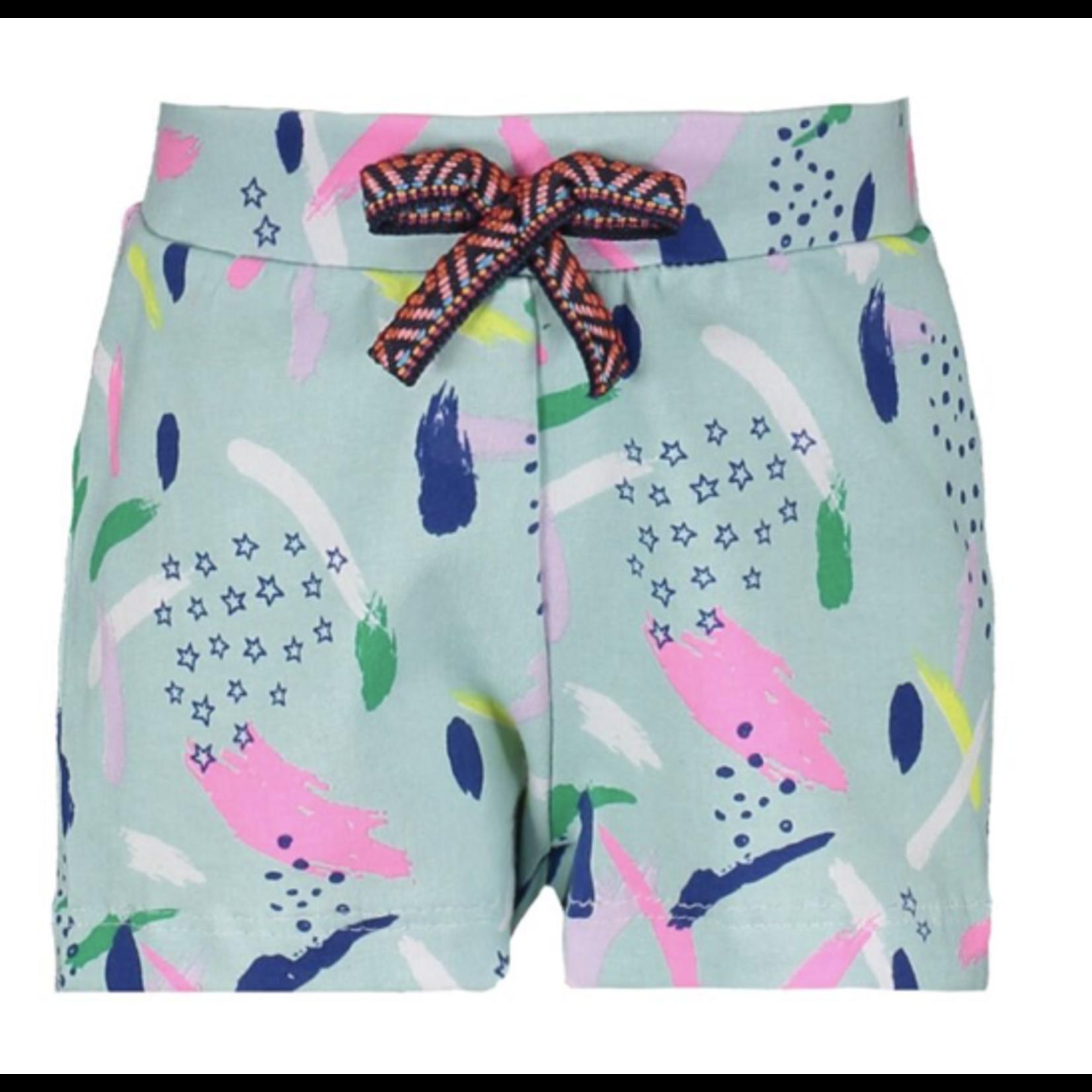 Bampidano Little Bampidano Girls shorts Evie AO with fake bow SUMMER