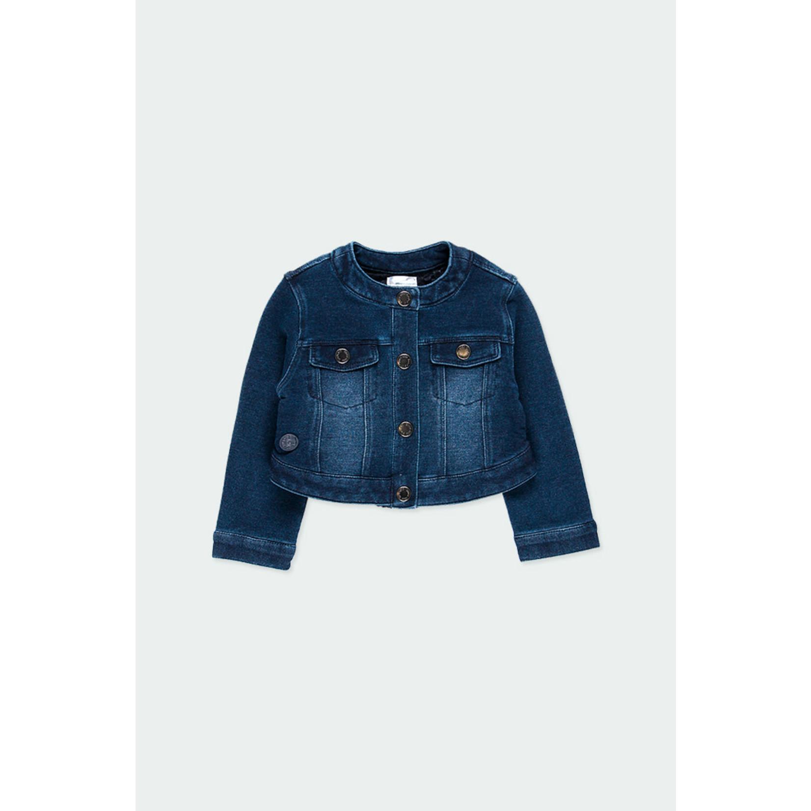 Bóboli Fleece jacket denim for  girl