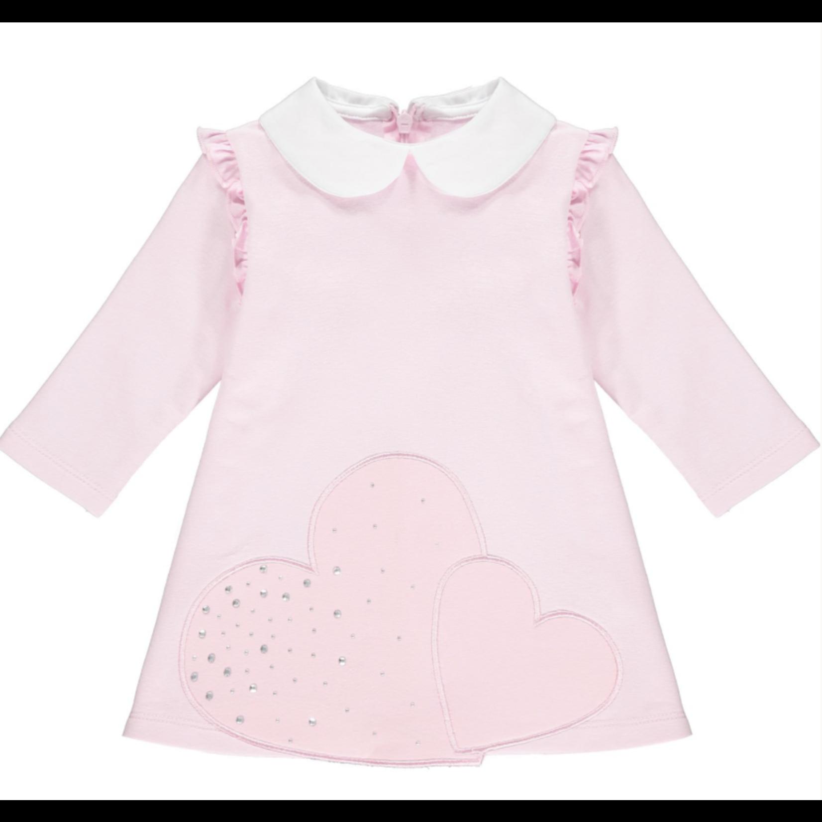 Little A'dee Large heart dress