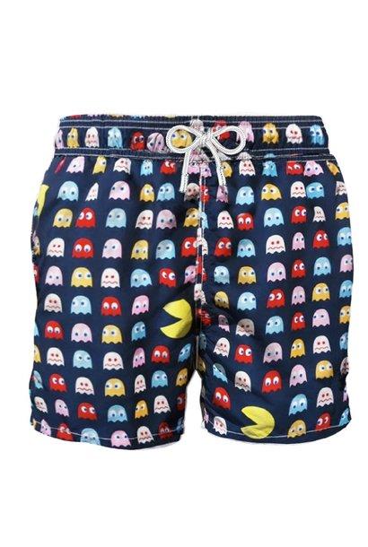 Pacman Print Swimshort