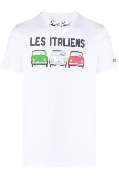 Italian Fiat 500 T-Shirt