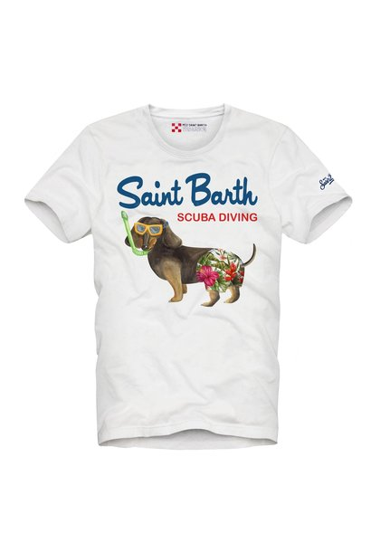 Scuba Diving Teckel T-Shirt