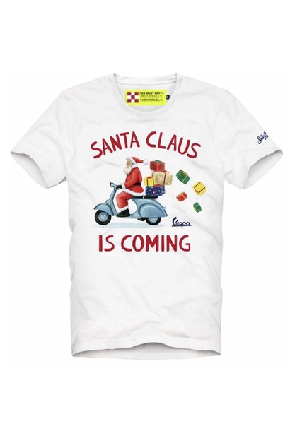 Santa Claus is Coming T-Shirt
