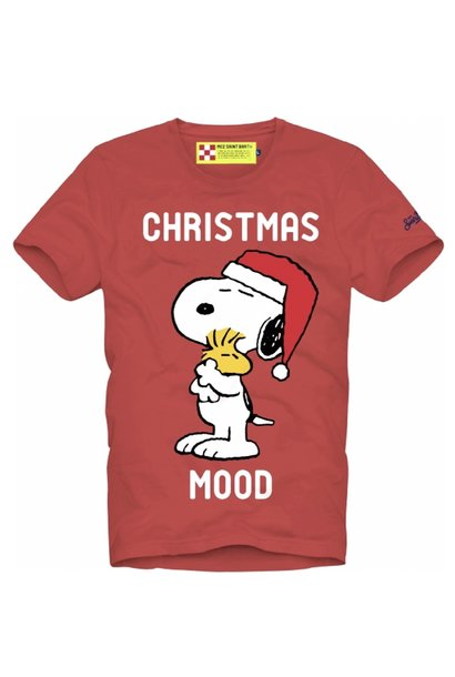 Snoopy Christmas Mood T-Shirt