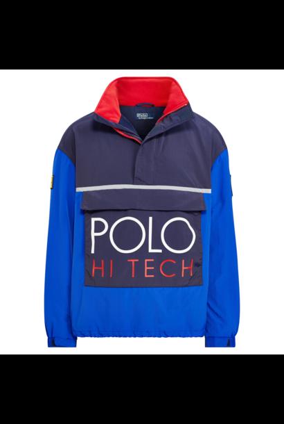 Hi Tech Colour Blocked Pullover