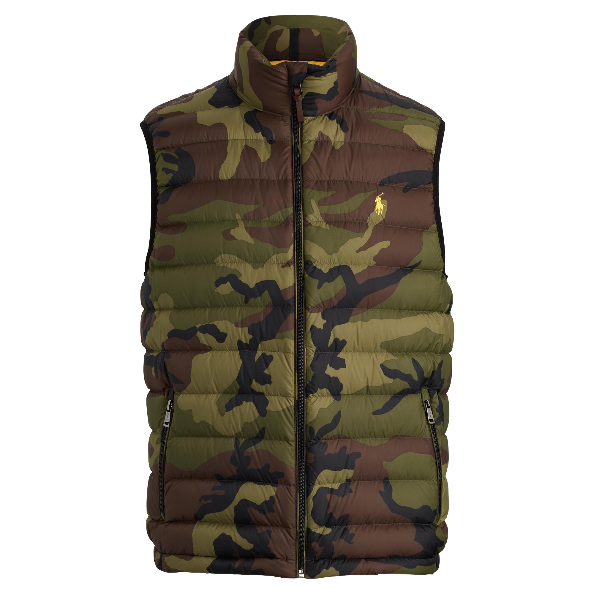 Packable Down Vest-1