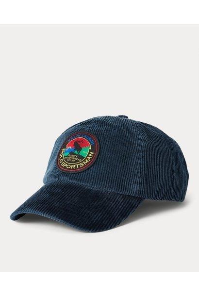 Country Corduroy Cap