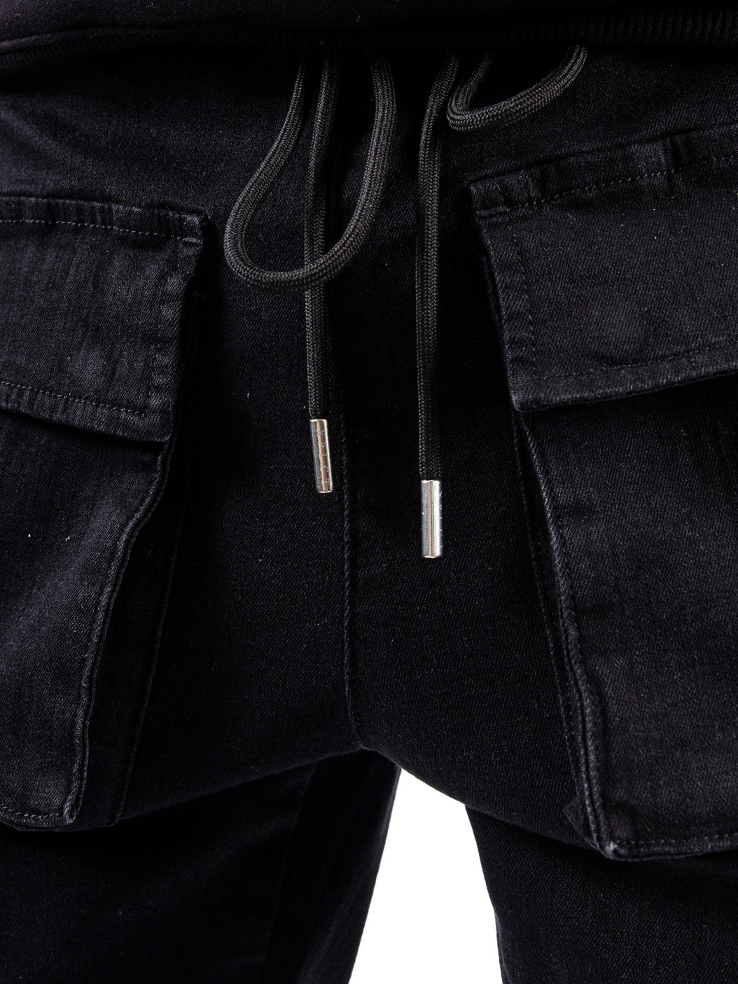 Worker Stretch Pants-3