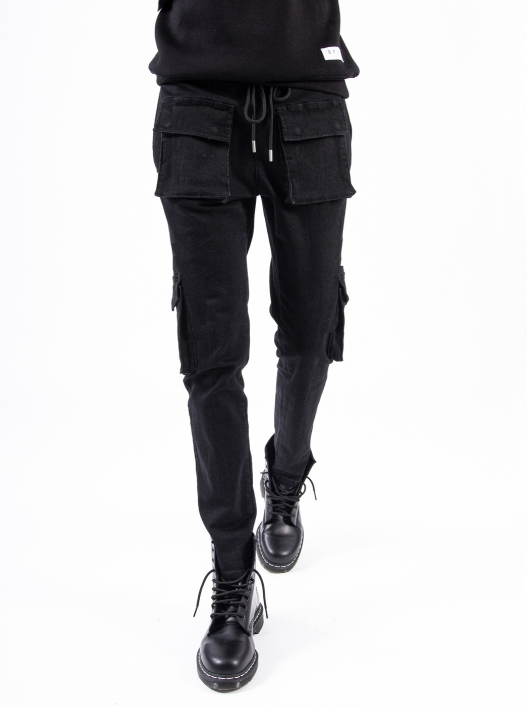 Worker Stretch Pants-1