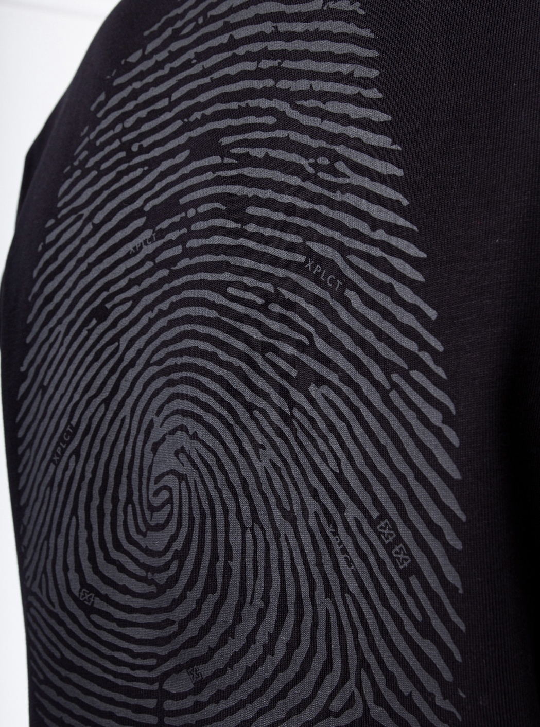 Fingerprint T-Shirt-4