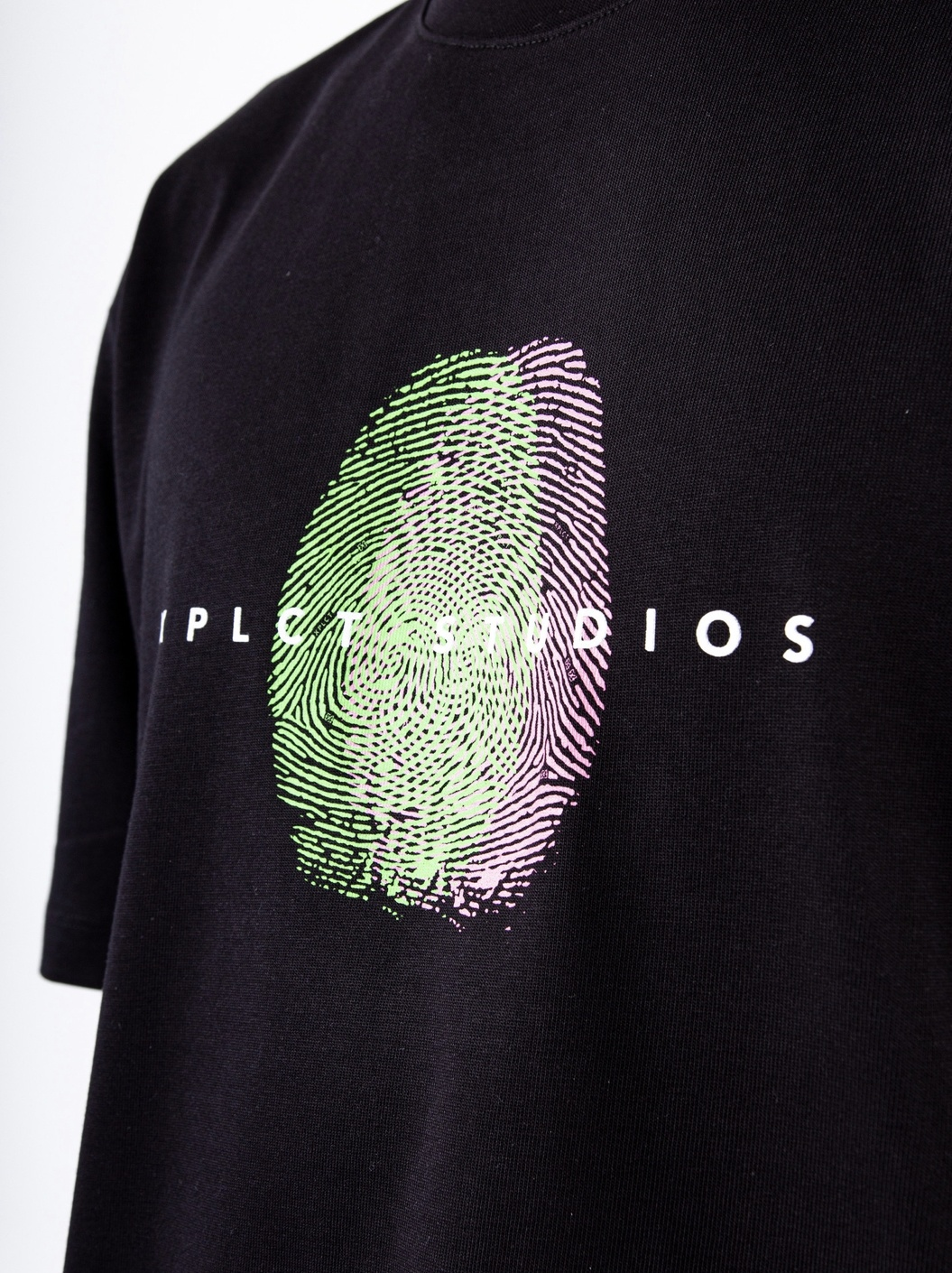 Fingerprint T-Shirt-2