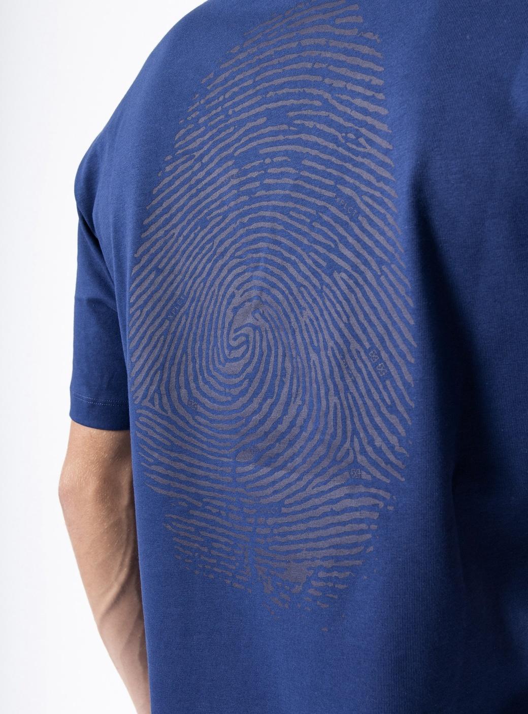 Fingerprint T-Shirt-3