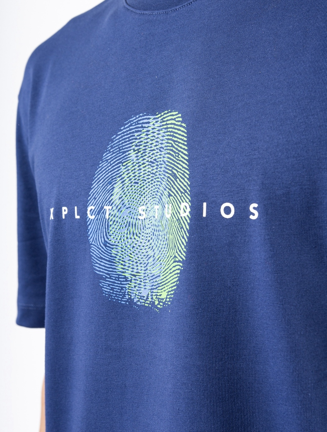Fingerprint T-Shirt-2