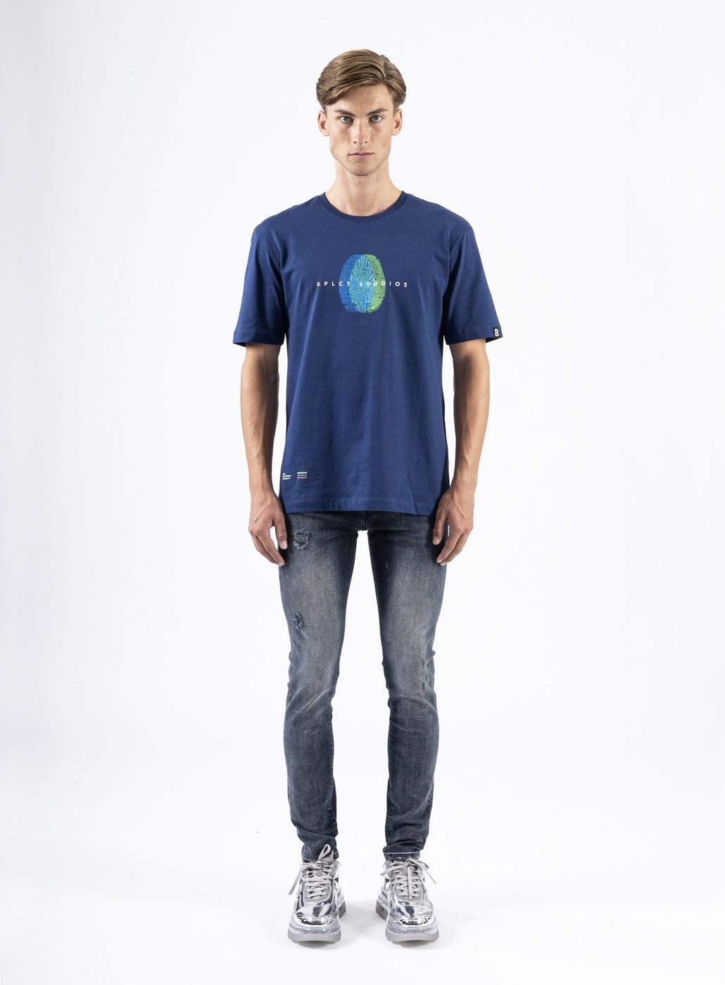 Fingerprint T-Shirt-1
