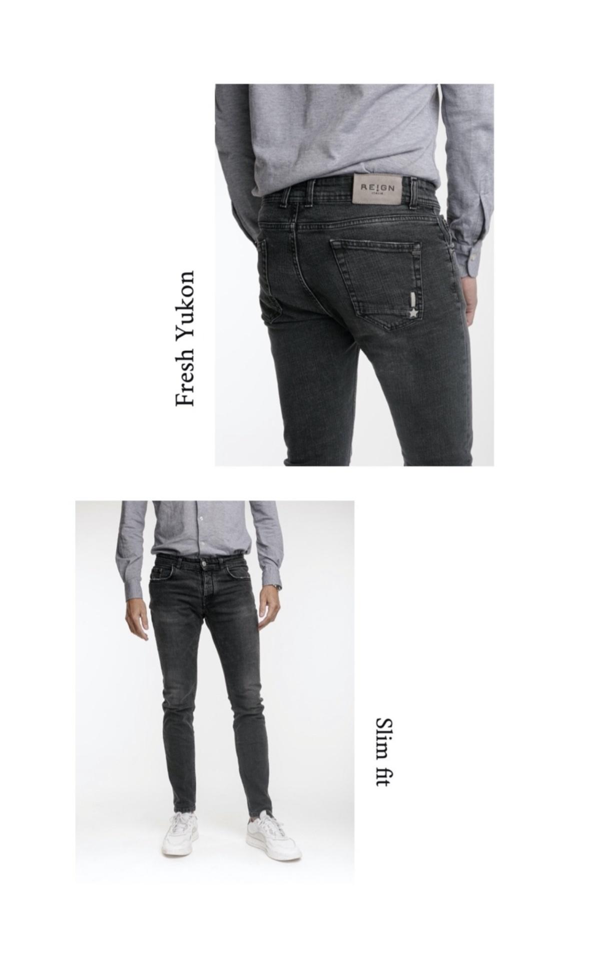 Fresh Yukon Jeans-1
