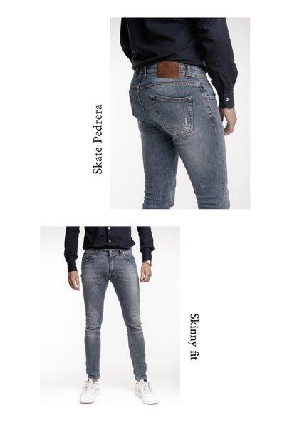 Skate Pedrera Jeans