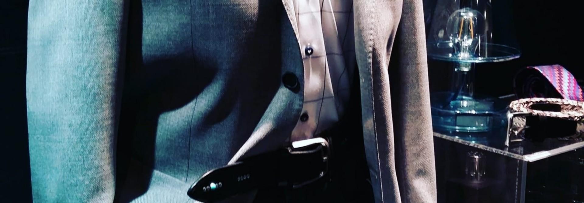Corneliani: zakelijke mode voor mannen
