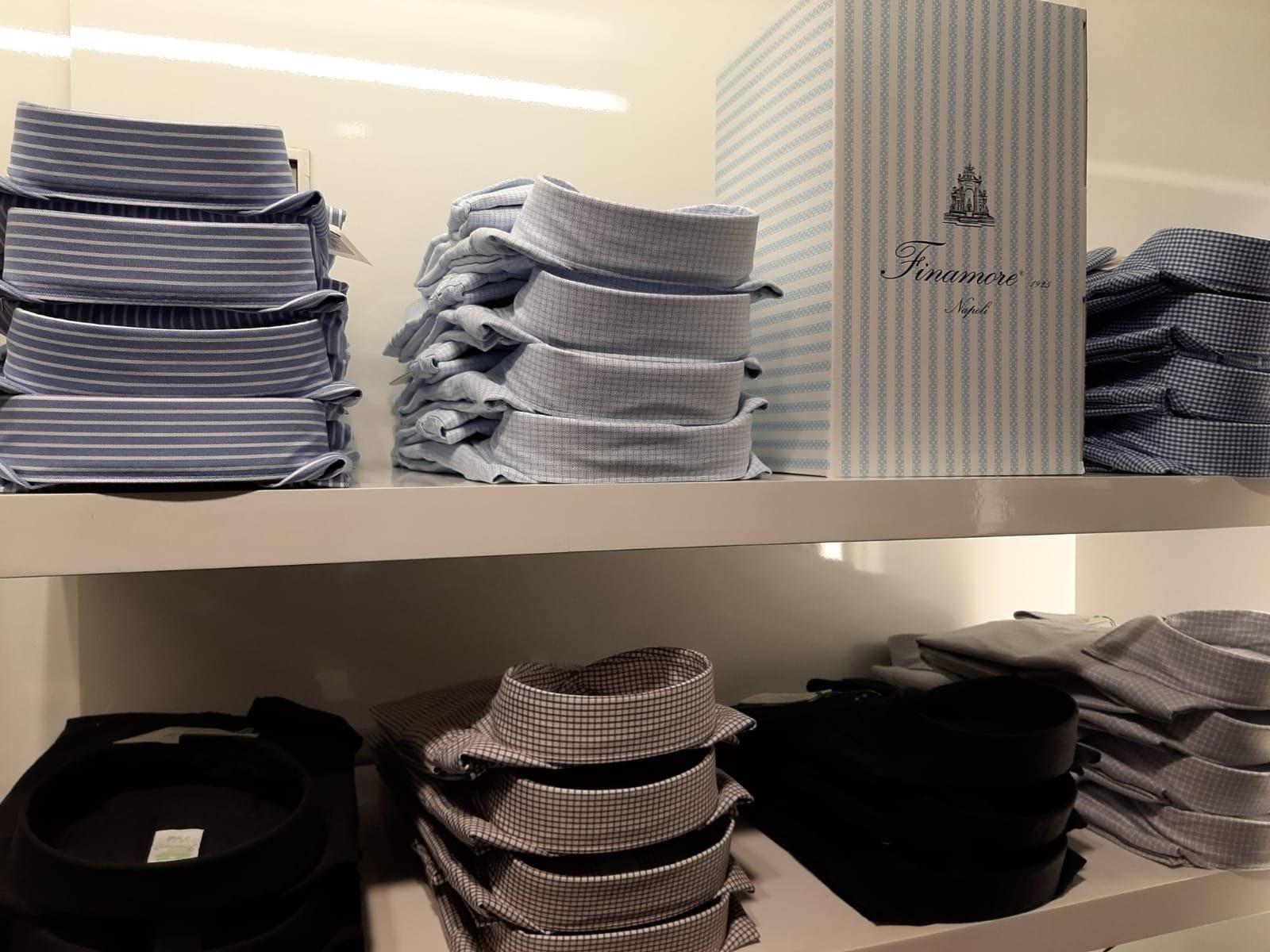 Finamore Shirts