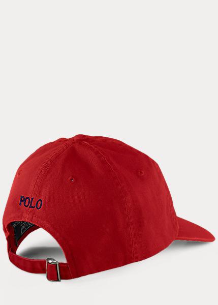 Cotton Chino Ball Cap-2