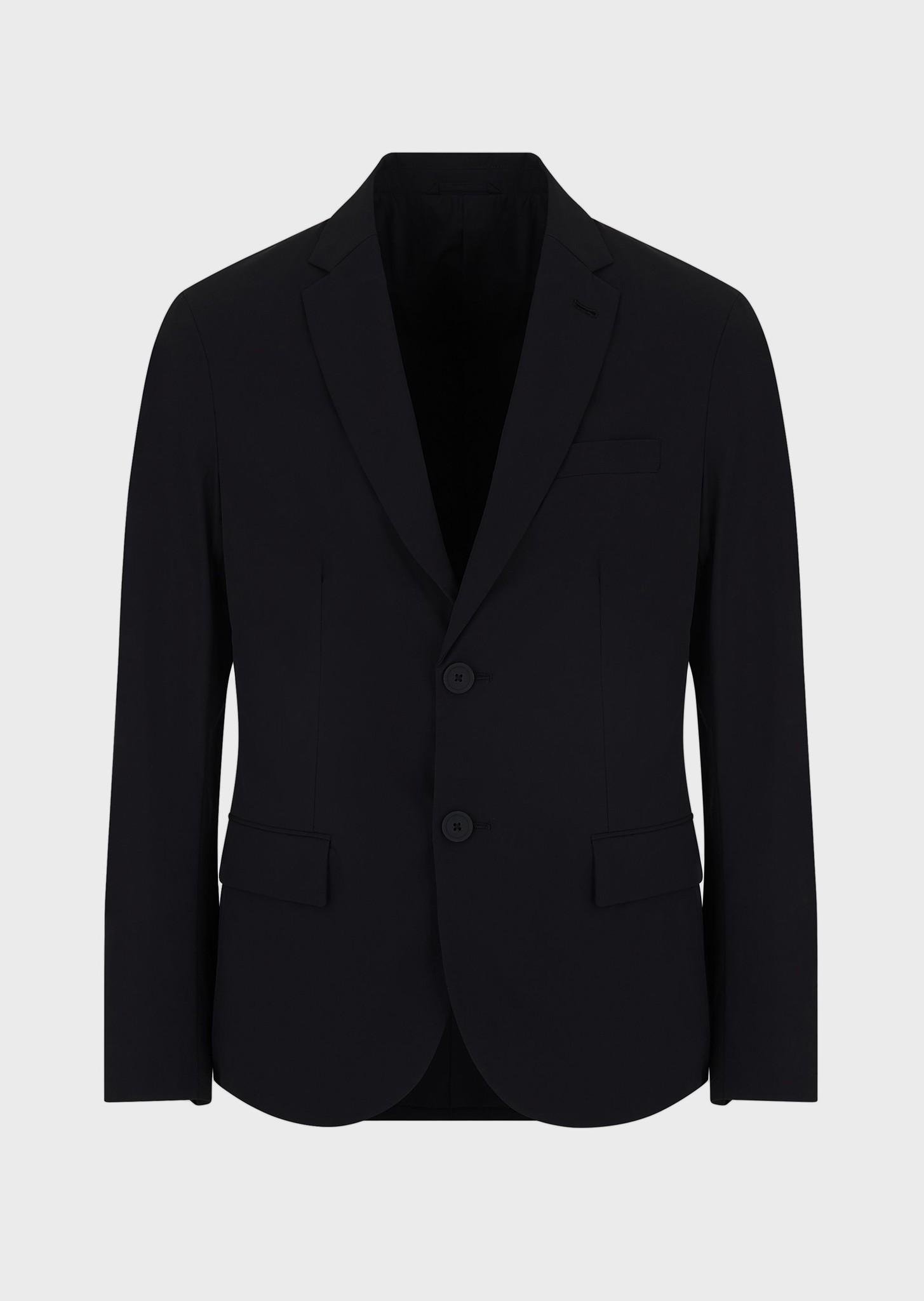 Single Breasted Jacket-1