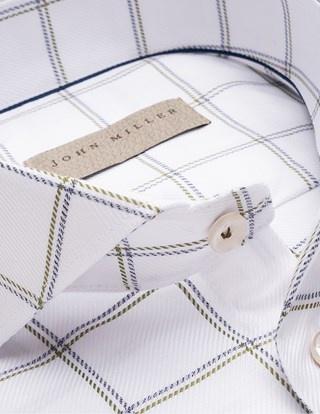 Geruit Overhemd-2