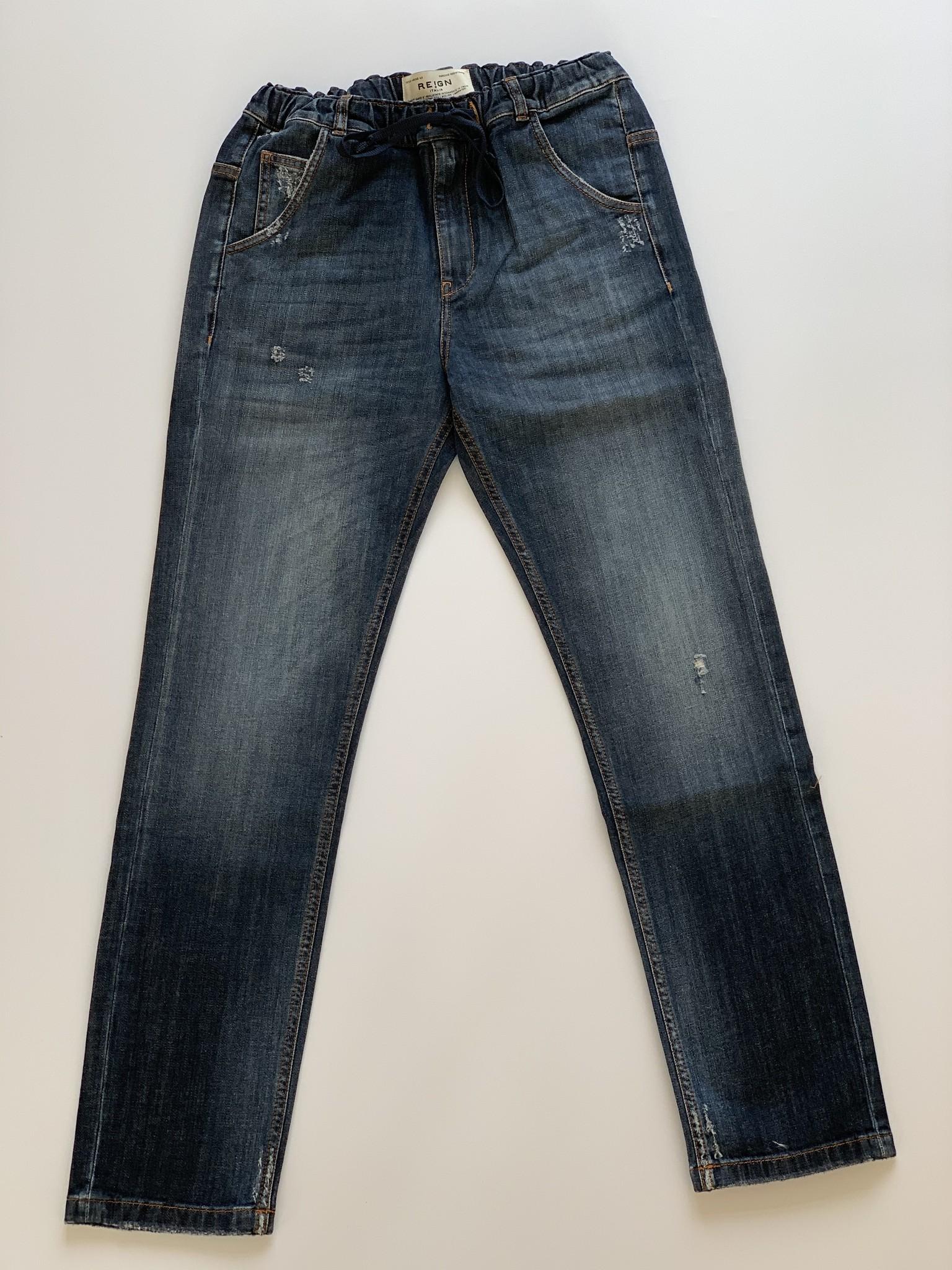 Jaxon Ottawa Destroyed Jeans-1