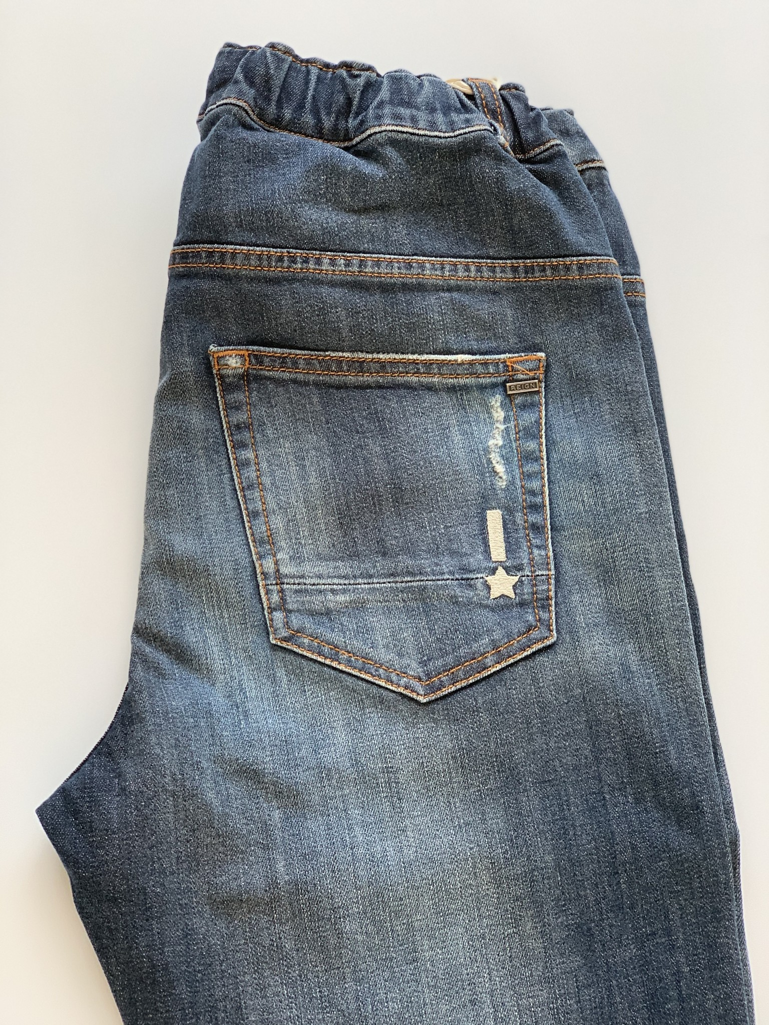 Jaxon Ottawa Destroyed Jeans-3