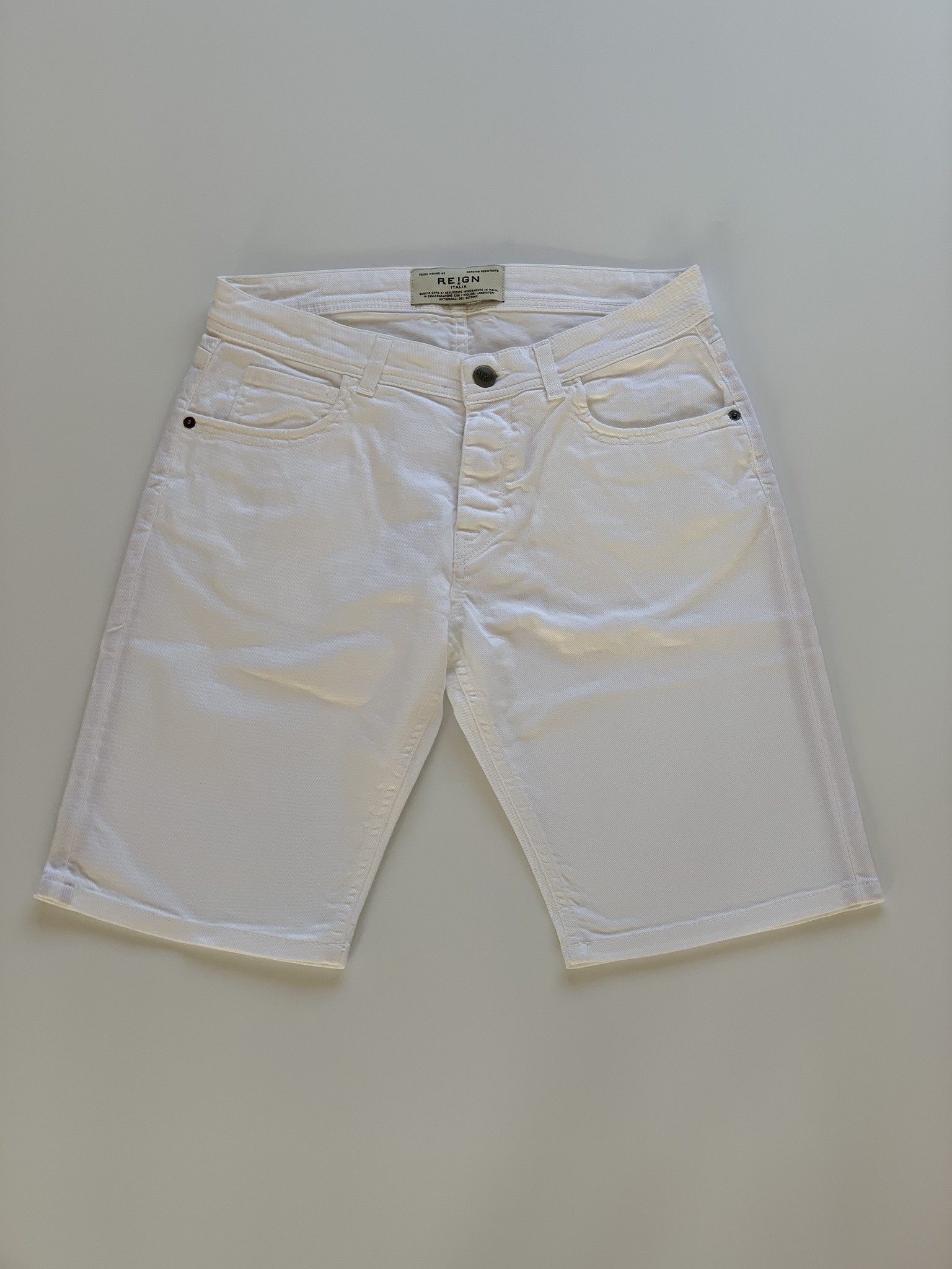 Ethan Pamplona Jeans Short-1