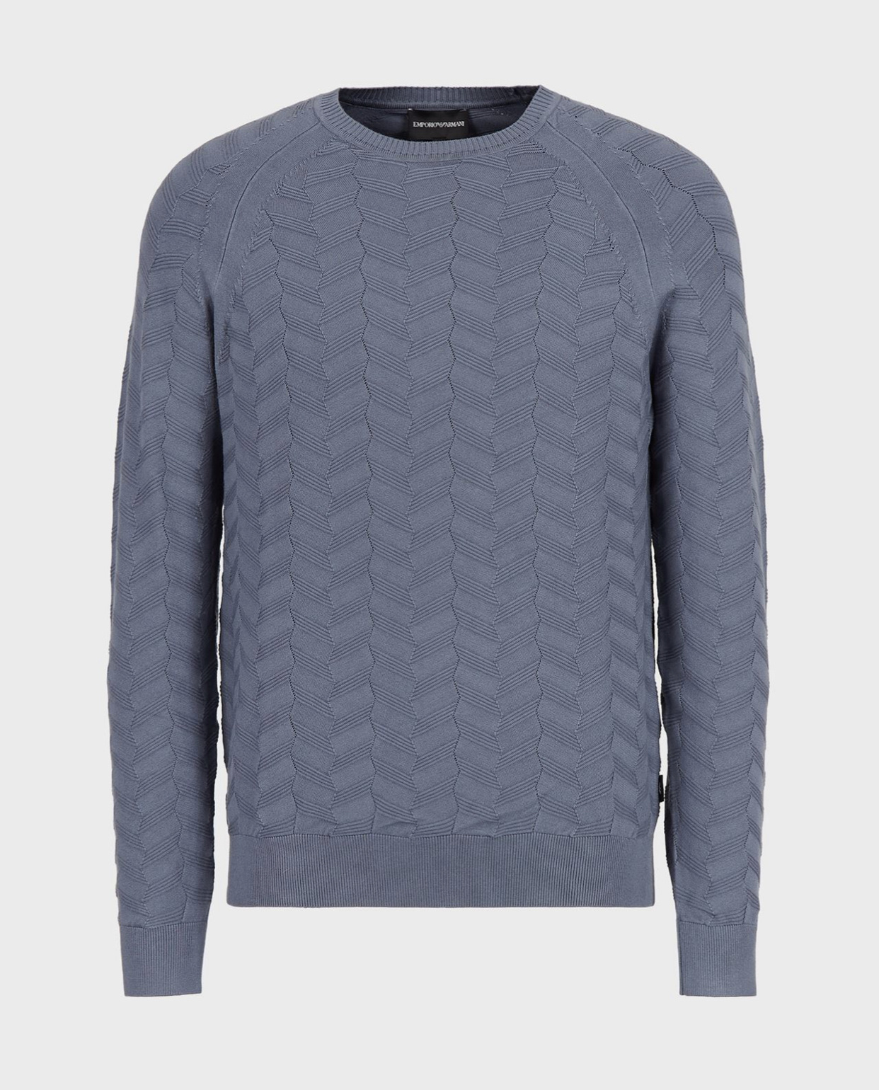 Knitted Pullover-1