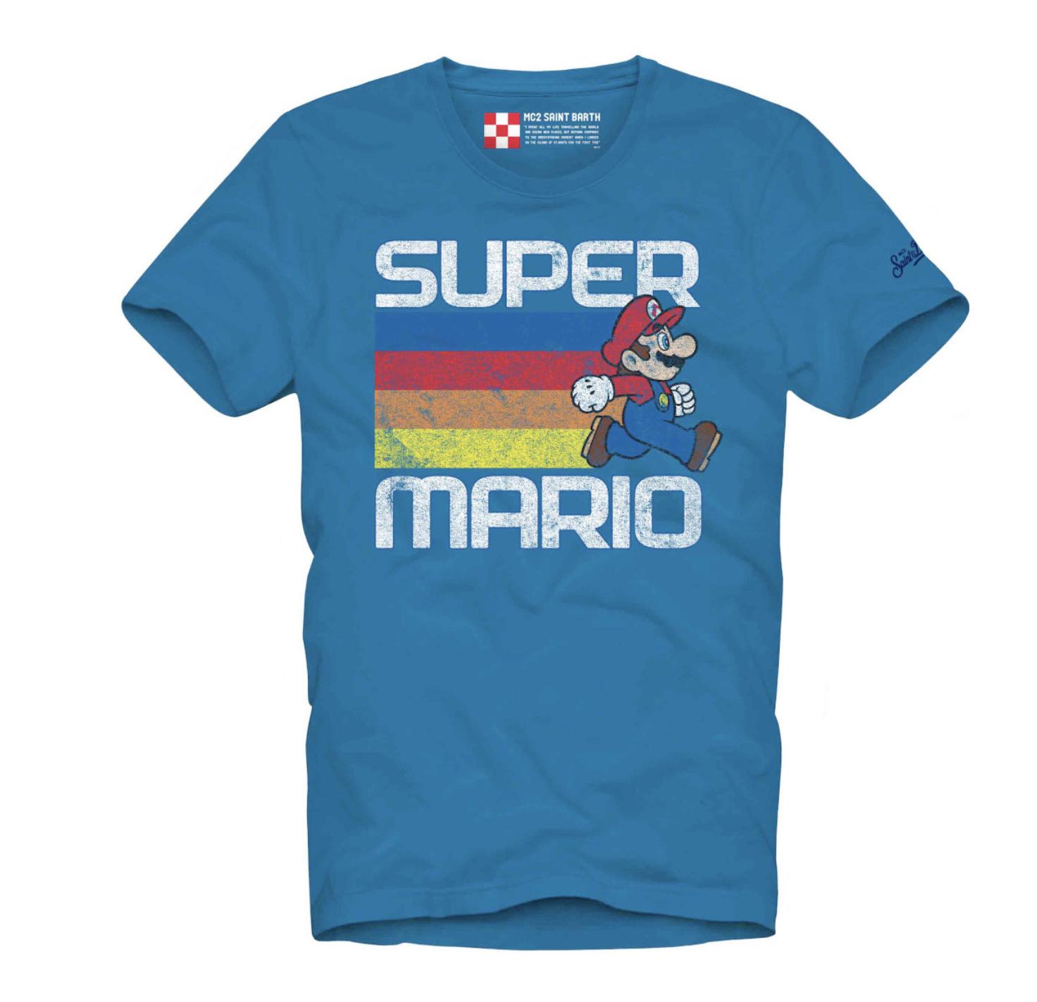 Super Mario T-Shirt-1