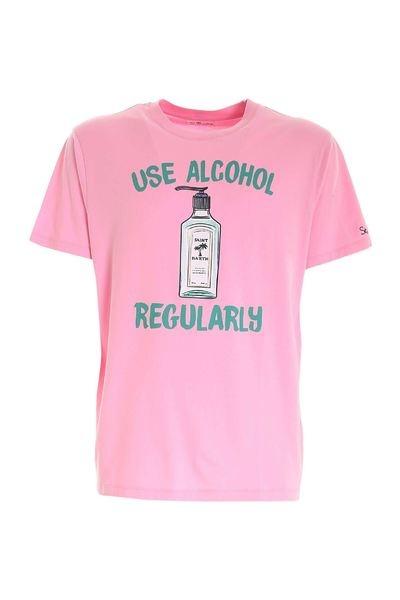 Alcohol T-shirt-1