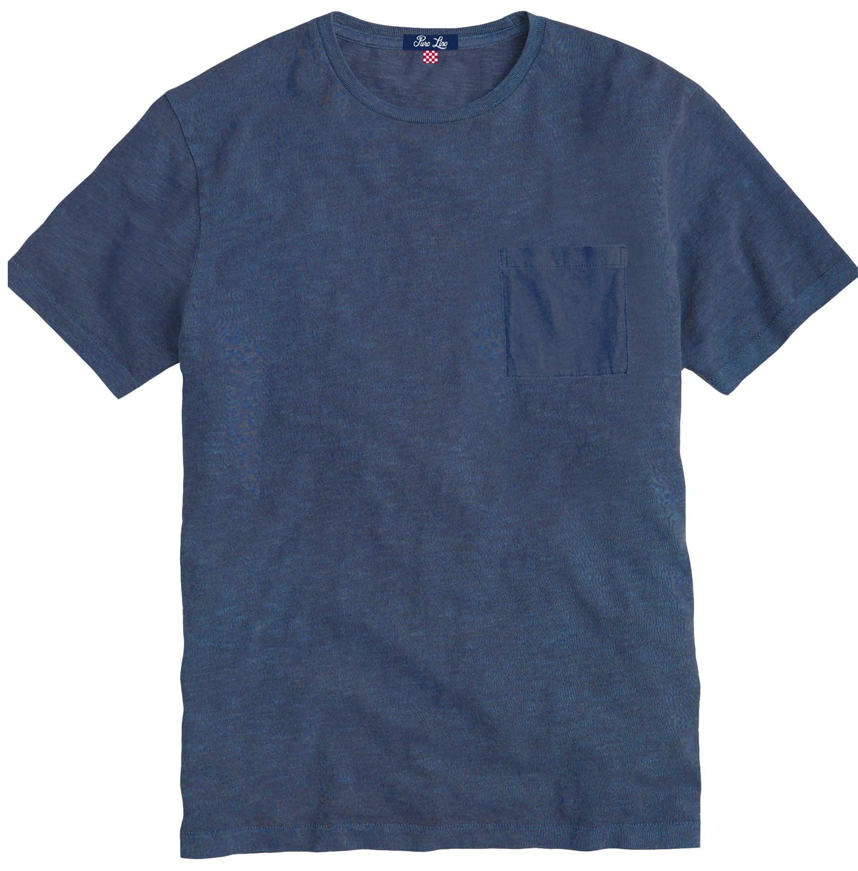 Linnen T-Shirt-1