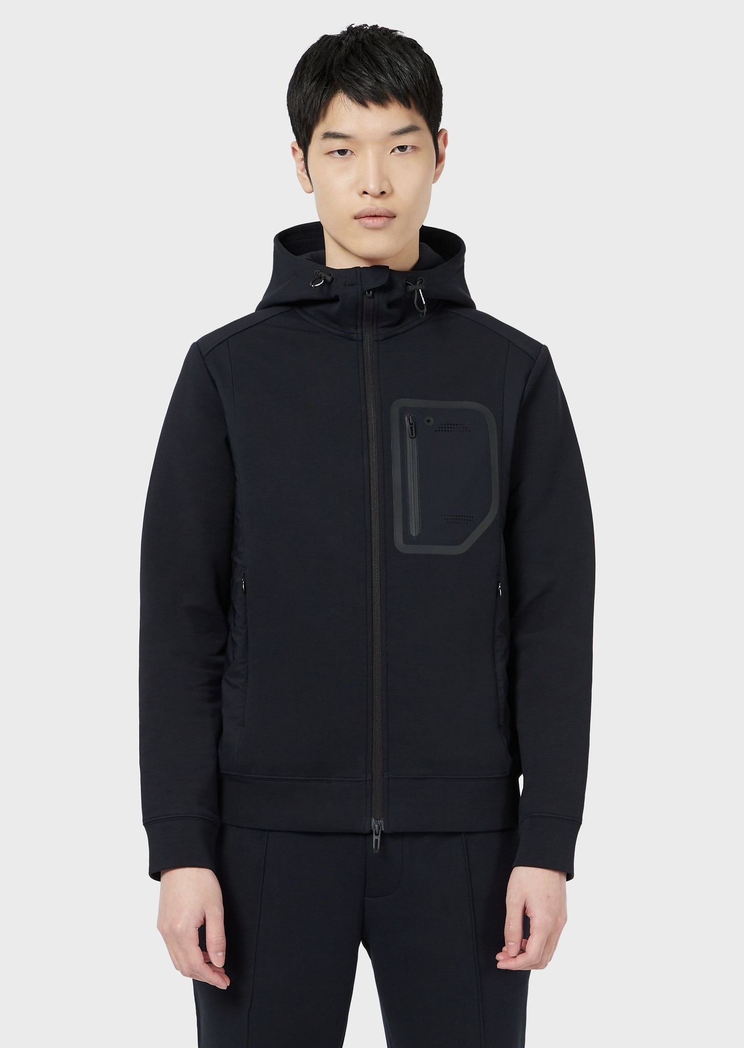 Travel Essentials Hooded Sweatshirt-2