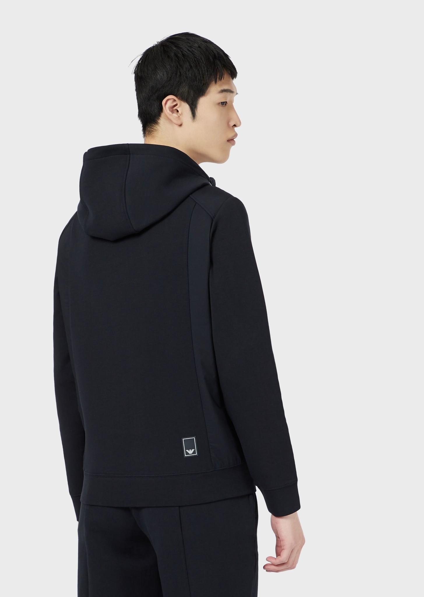 Travel Essentials Hooded Sweatshirt-3
