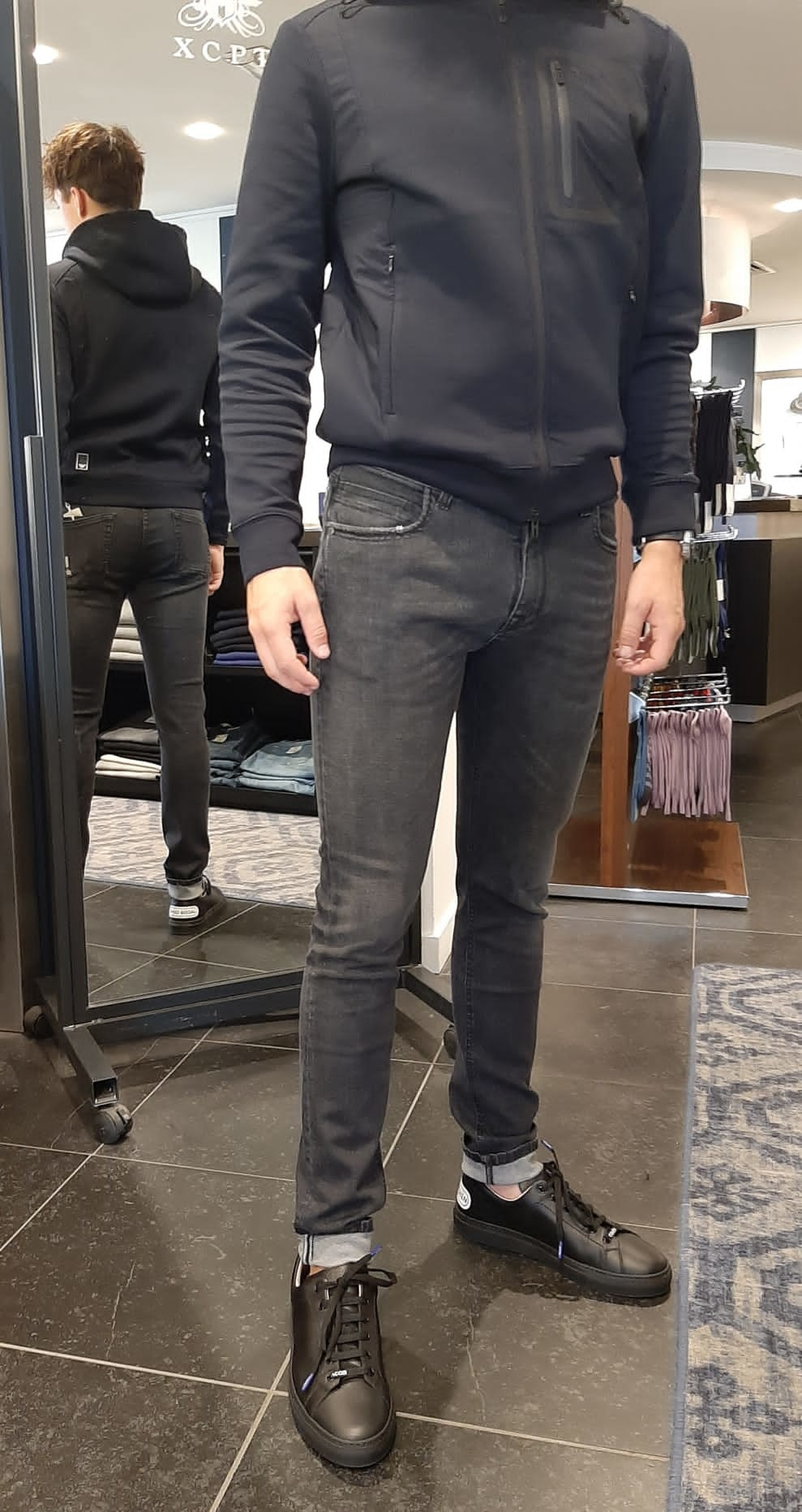 Skate Michigan Jeans-1