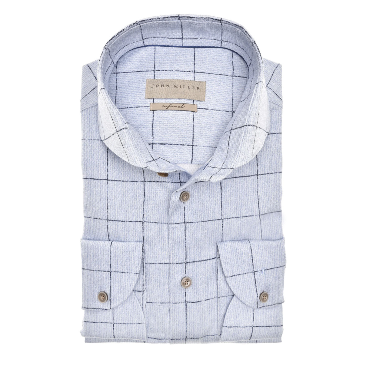 Tailored Fit Shirt-1