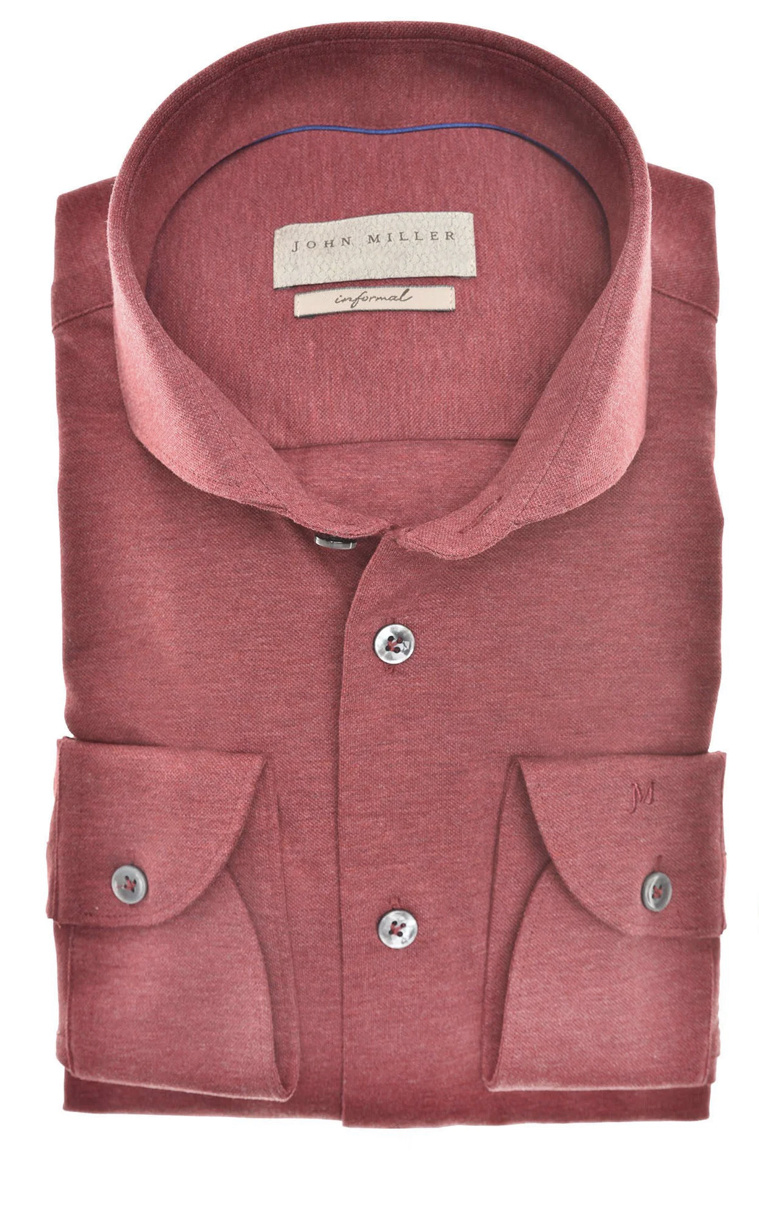 Slim Fit Tricot Shirt-1