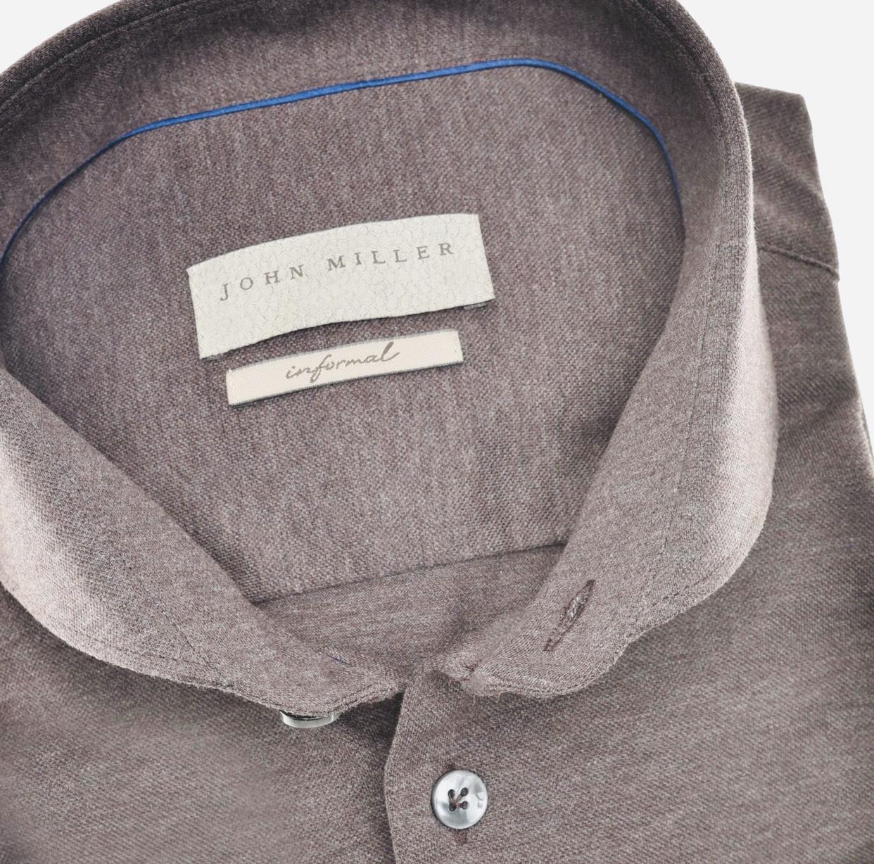Slim Fit Tricot Shirt-2