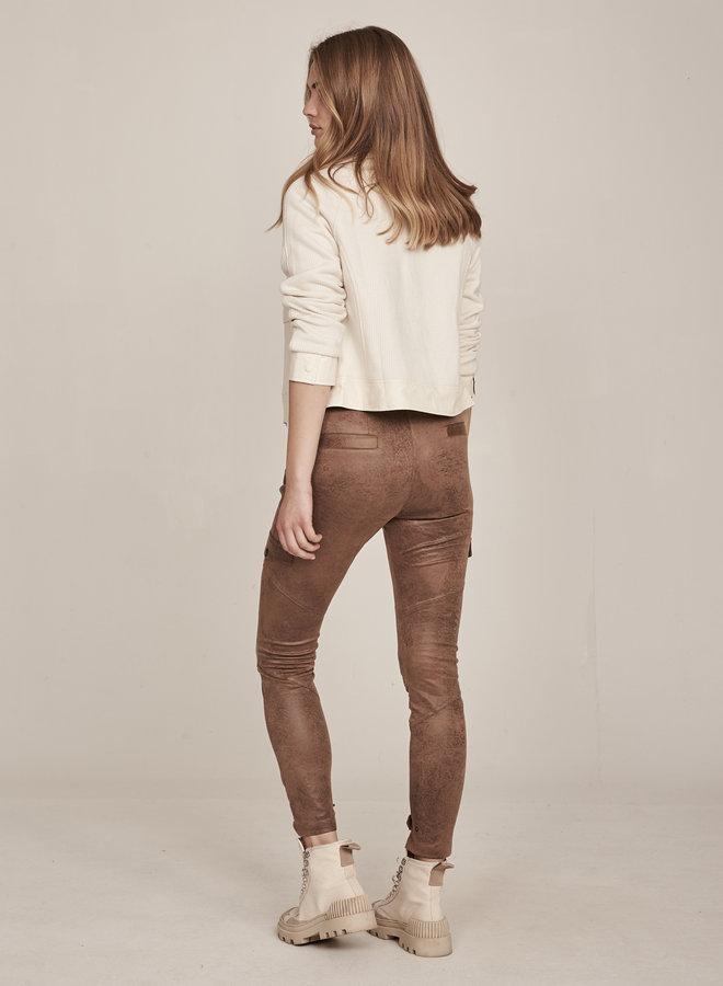 Kort jasje off white  Nu Denmark